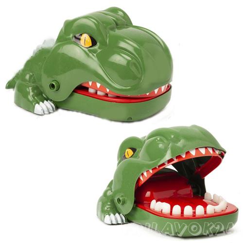 Развивающая игрушка - ловушка Play The Game,тиранозавр