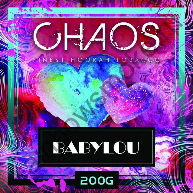Chaos 200 гр - Babylou (Бэбилоу)