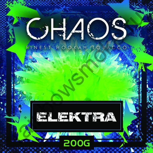 Chaos 200 гр - Elektra (Электра)