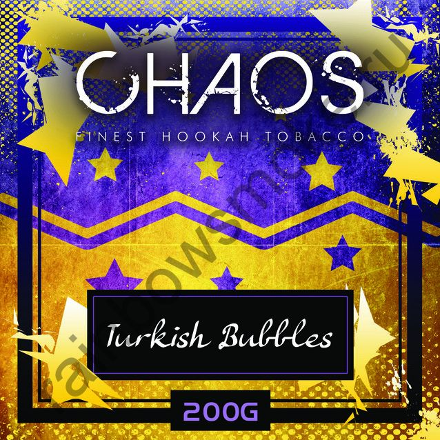Chaos 200 гр - Turkish Bubble (Туркиш Бабл)