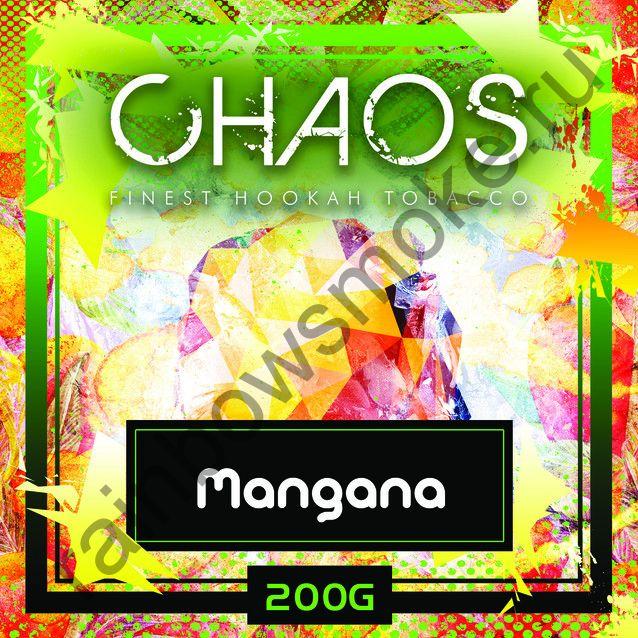 Chaos 200 гр - Mangana (Мангана)