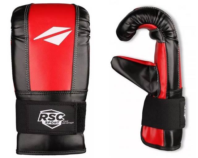 Перчатки снарядные RSC BF BX 102 красные