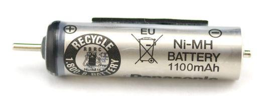 Аккумулятор Ni-MH для триммера Panasonic ER217, ER221