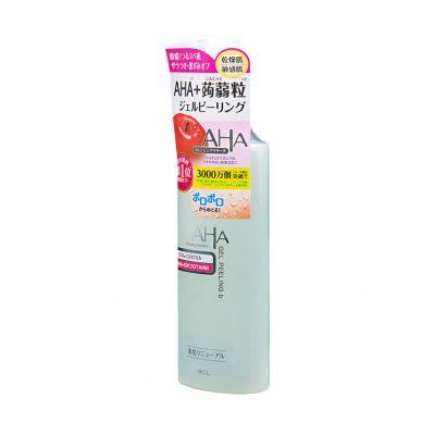 BCL AHA Sensetive Гель-скатка для лица очищающая с фруктовыми кислотами 145 мл