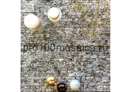 Декор LAVA GRAY. Мозаика серия LAVA, размер, мм: 300*300*12 (ORRO Mosaic)