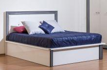 Кровать НАОМИ 160*200 с подъемным механизмом эмаль