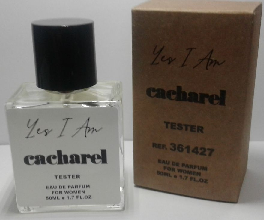 Мини-Tester Cacharel Yes I Am 50 ml (ОАЭ)