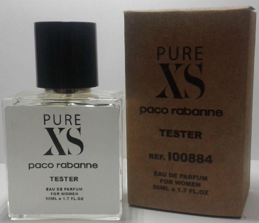 Мини-Tester Paco Rabanne Pure XS For Her 50 ml (ОАЭ)