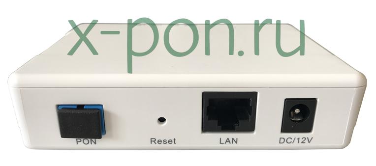 Абонентский терминал ONU BDCOM P1501DT GEPON, 1 порт 10/100/1000Base-T