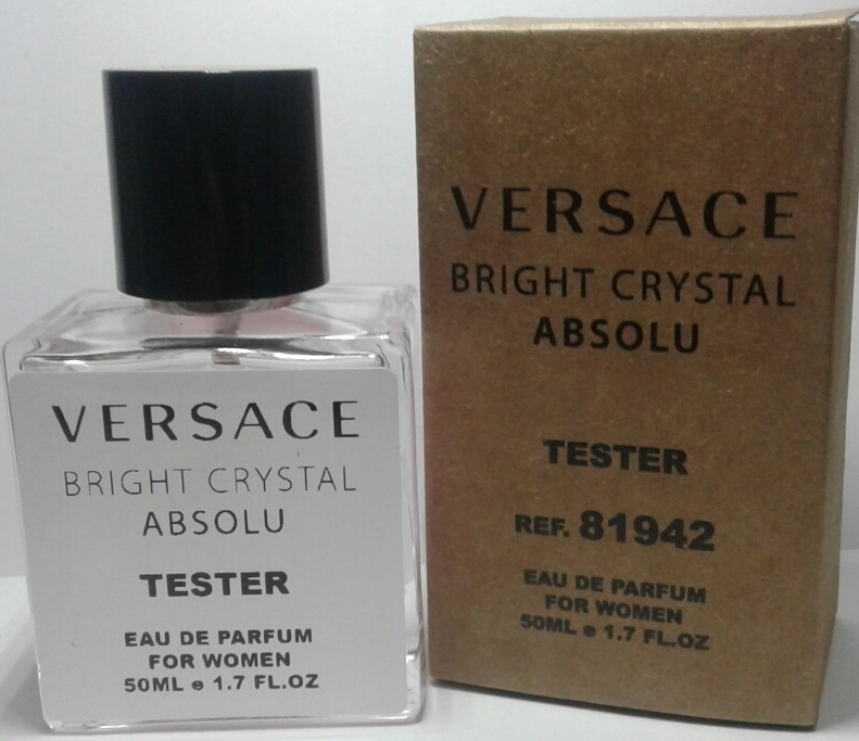 Мини-Tester Versace Bright Crystal Absolu 50 ml (ОАЭ)
