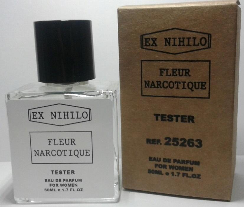Мини-Tester Ex Nihilo Fleur Narcotique 50 ml (ОАЭ)