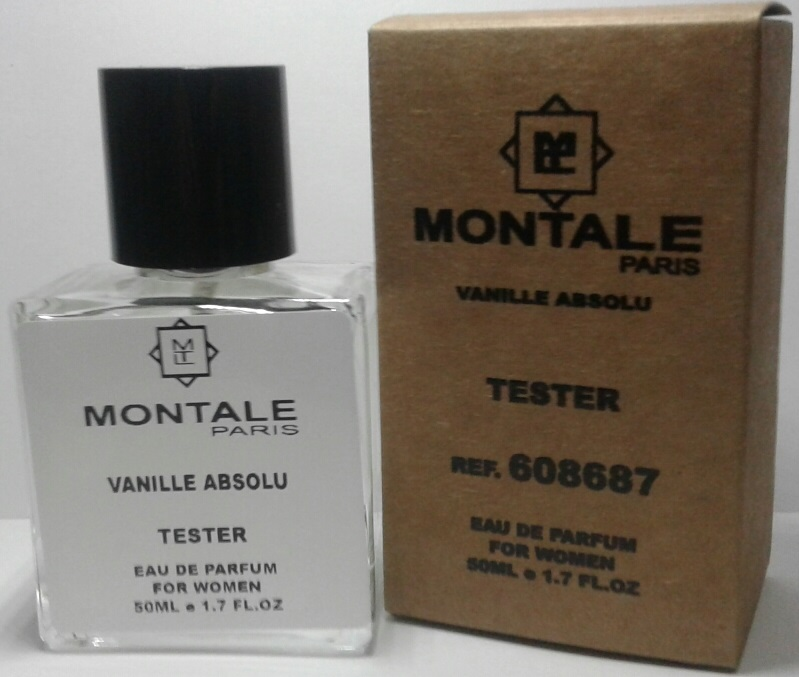 Мини-Tester Montale Vanille Absolu 50 ml (ОАЭ)