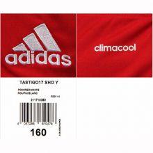 Детские игровые шорты adidas Tastigo 17 Shorts красные