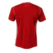 Детская игровая футболка adidas Tiro 17 красная