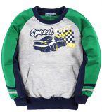 Толстовка для мальчика Bonito Speed drift зеленая