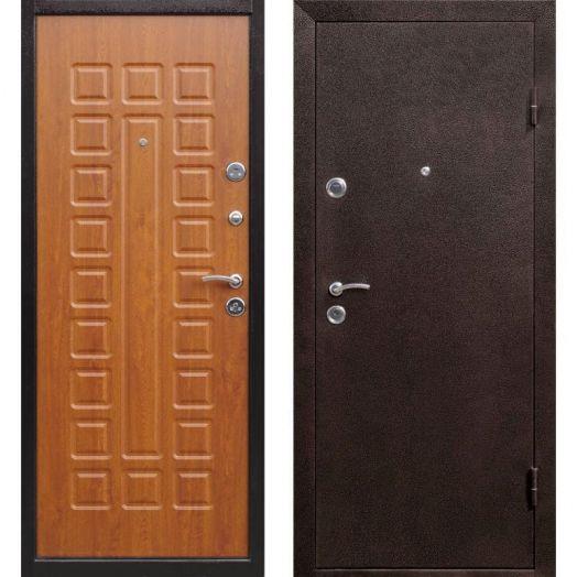 Входная дверь ЙОШКАР (Золотистый дуб)