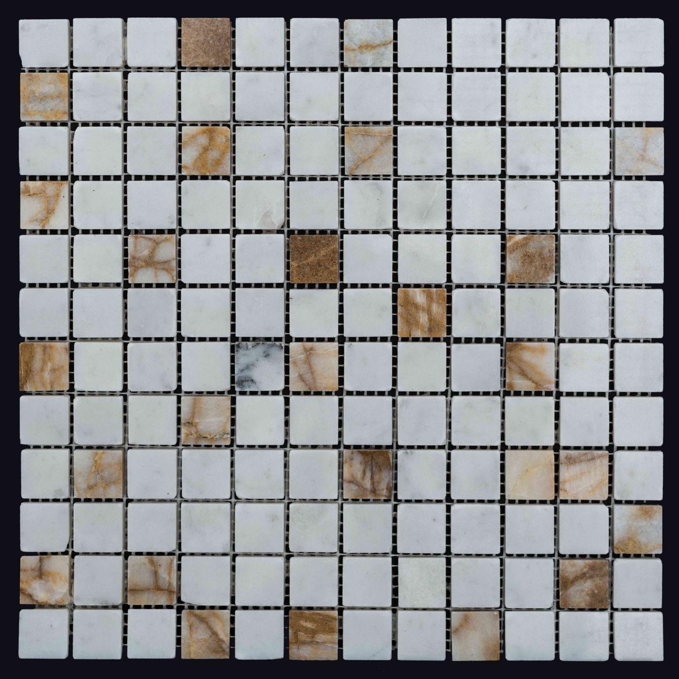 Мозаика из мрамора ART. MZ052