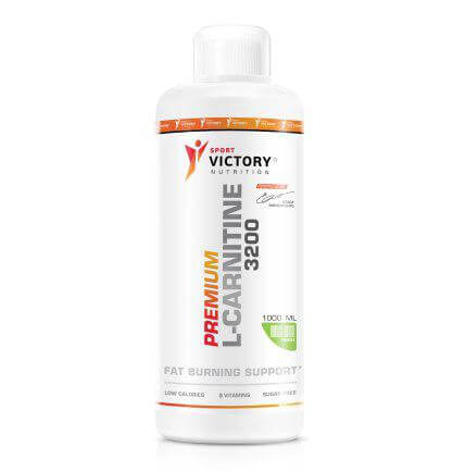 Premium L-carnitine 3200 Sport Victory Nutrition 500 мл 25 порций