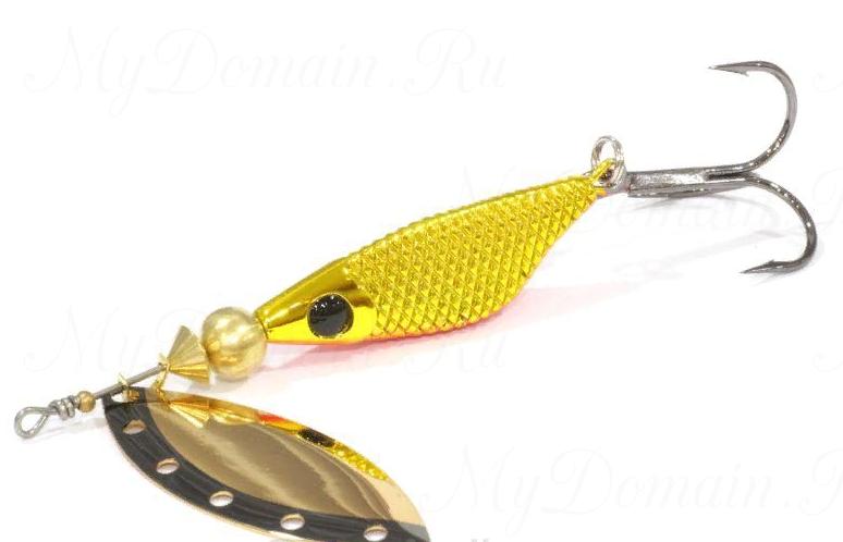 Блесна EXTREME FISHING ABSOLUTE GIGA 29г, цвет G/GBNE