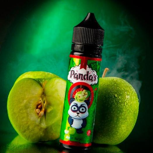Жидкость Pandas Apple Target 60 мл (3 Мг)