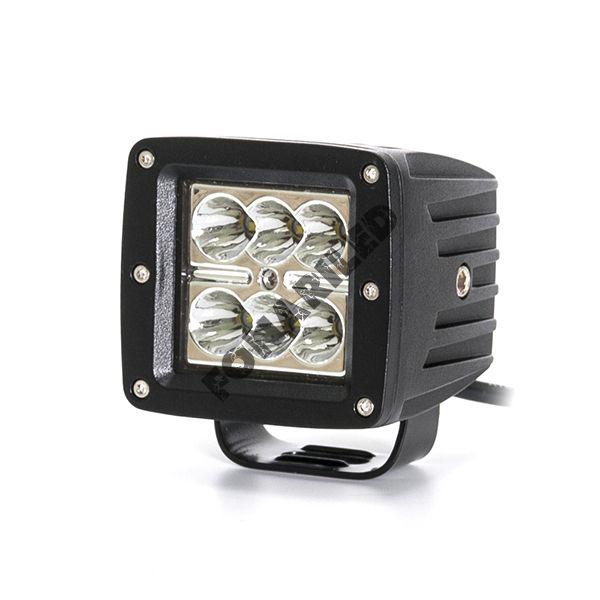 Светодиодная фара FRK6-18W spot дальний свет