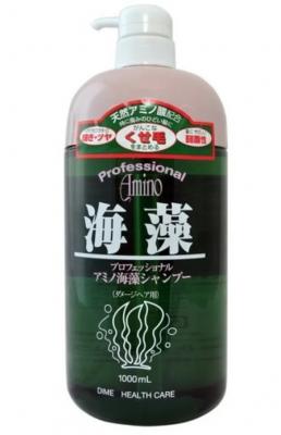 DIME Шампунь-экстра для поврежденных волос с аминокислотами морских водорослей 1000 мл