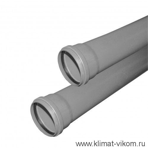 Труба ф110 l=0.5 м толщ.ст.2.2