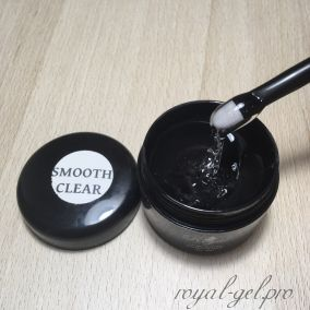 SMOOTH CLEAR GEL ROYAL 30 мл