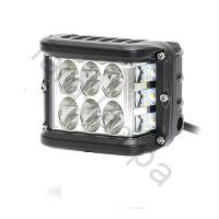 Светодиодная фара 60w рабочего света с боковой подсветкой
