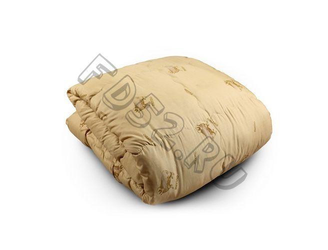 Одеяло детское овечья шерсть 110х140 , (пл. 150 гр /м2) чехол полисатин