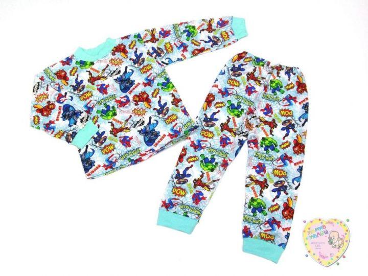 Пижама детская C-PJ023-SU (супрем)