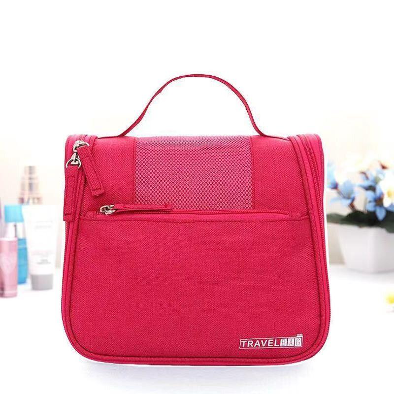 Сумка-Органайзер Для Путешествий Travel Bag, Цвет Розовый