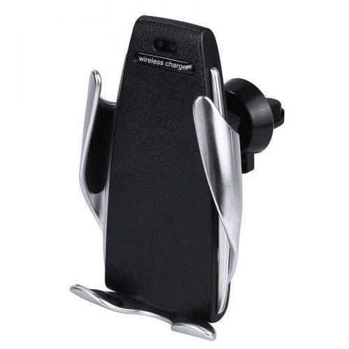 Держатель для смартфона Cosmo Plus с функцией беспроводной зарядки