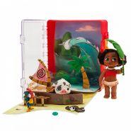 Малышка Моана в чемоданчике набор Дисней