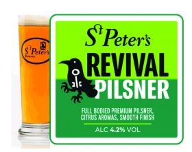 Revival Pilsner кега 30 л (цена за литр)