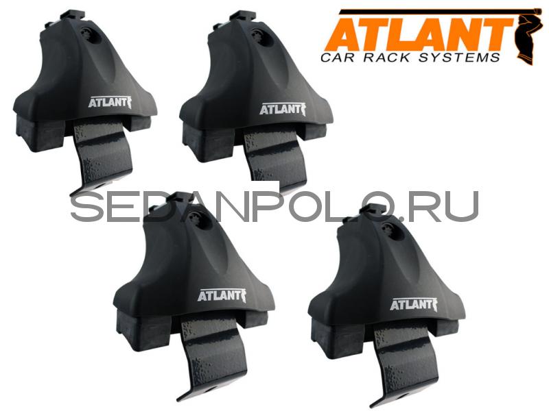 Комплект опор багажника ATLANT для Volkswagen Polo Sedan