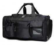 Вместительная водоотталкивающая спортивная сумка