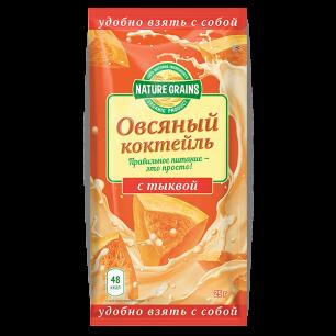 Коктейль овсяный ТЫКВА 25 г