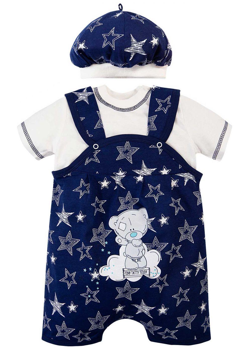 Комбинезон для новорожденных комплект Bonito мишка TEDDY
