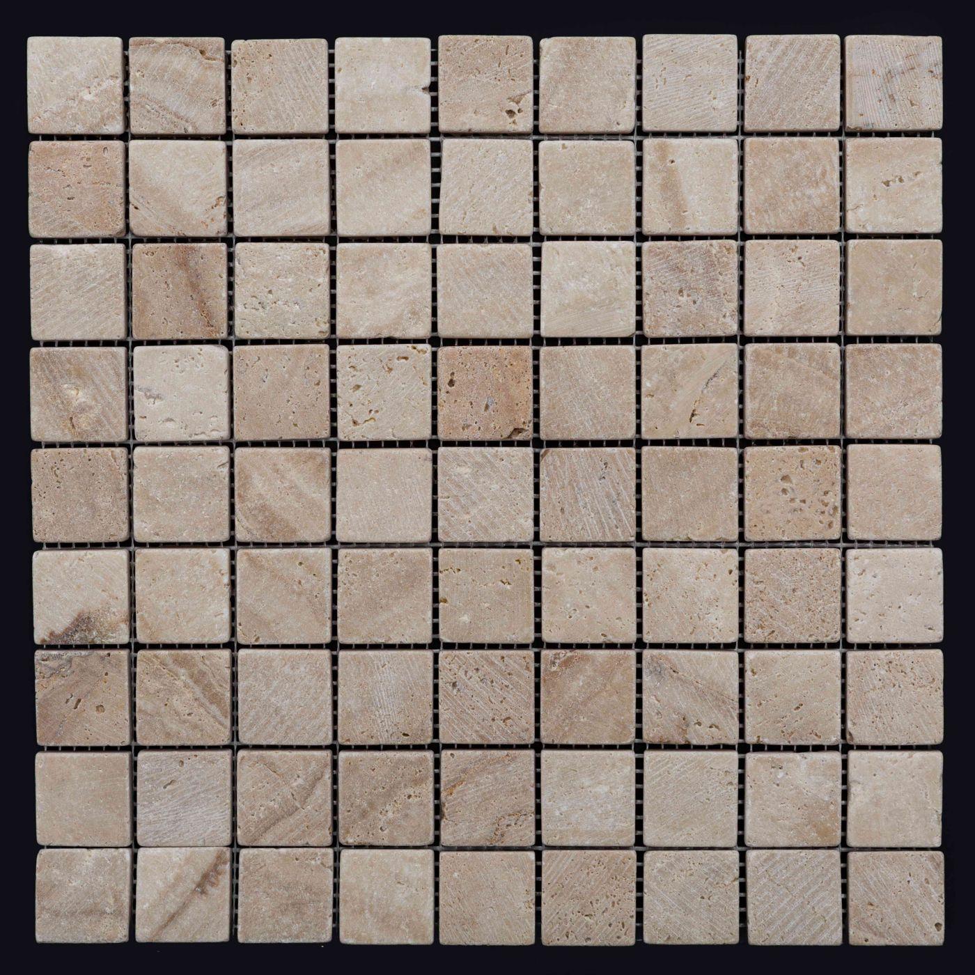 Мозаика из травертина  ART. MZ003