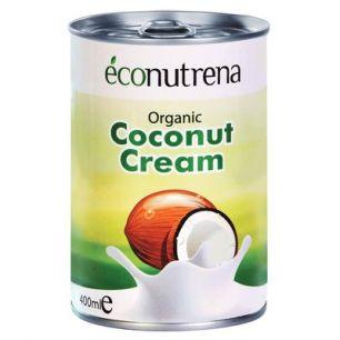 Кокосовое молоко 17% Органическое 400 мл