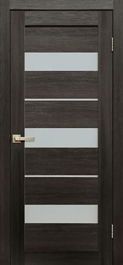 Дверь межкомнатная Чикаго   Дуб мокко (Цена за комплект)