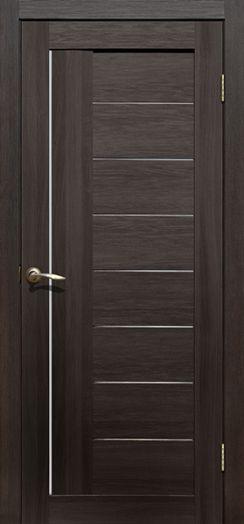 Дверь межкомнатная Лондон Дуб мокко (Цена за комплект)