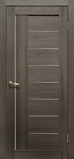 Дверь межкомнатная Лондон Ясень грэй  (Цена за комплект)