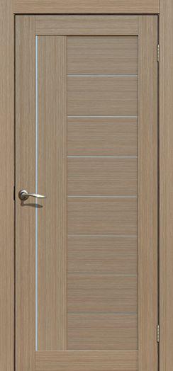 Дверь межкомнатная Лондон тиковое дерево  (Цена за комплект)