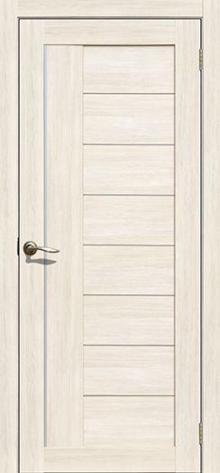 Дверь межкомнатная Лондон Ясень снежный  (Цена за комплект)
