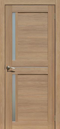 Дверь межкомнатная Каракас Дуб сантьяго  (Цена за комплект)