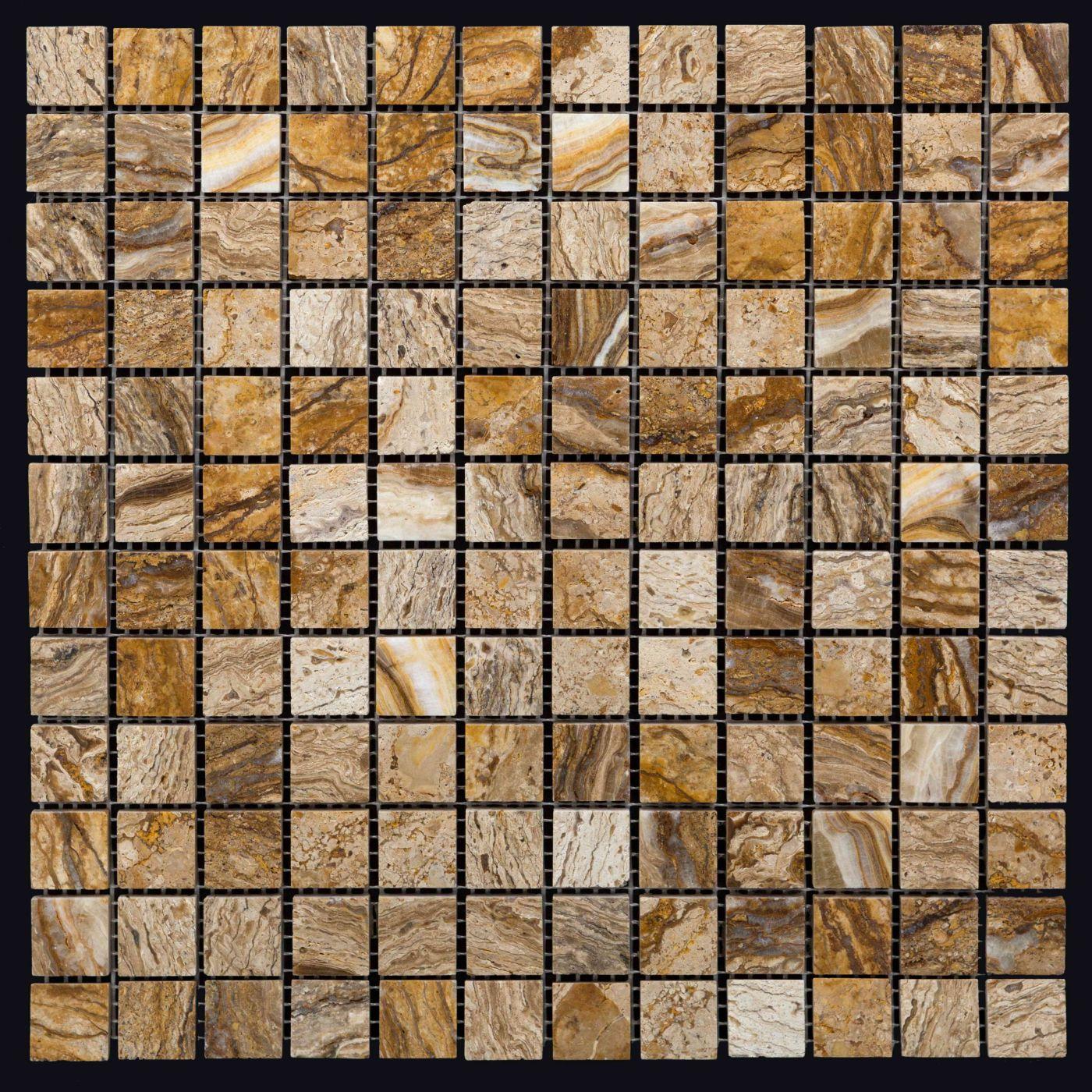 Мозаика из травертина  ART.MZ010