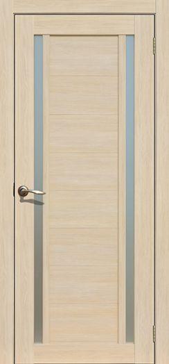 Дверь межкомнатная Нью- Йорк ясень латте  (Цена за комплект)
