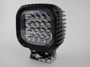 Квадратная светодиодная LED фара дальнего света 48W CREE